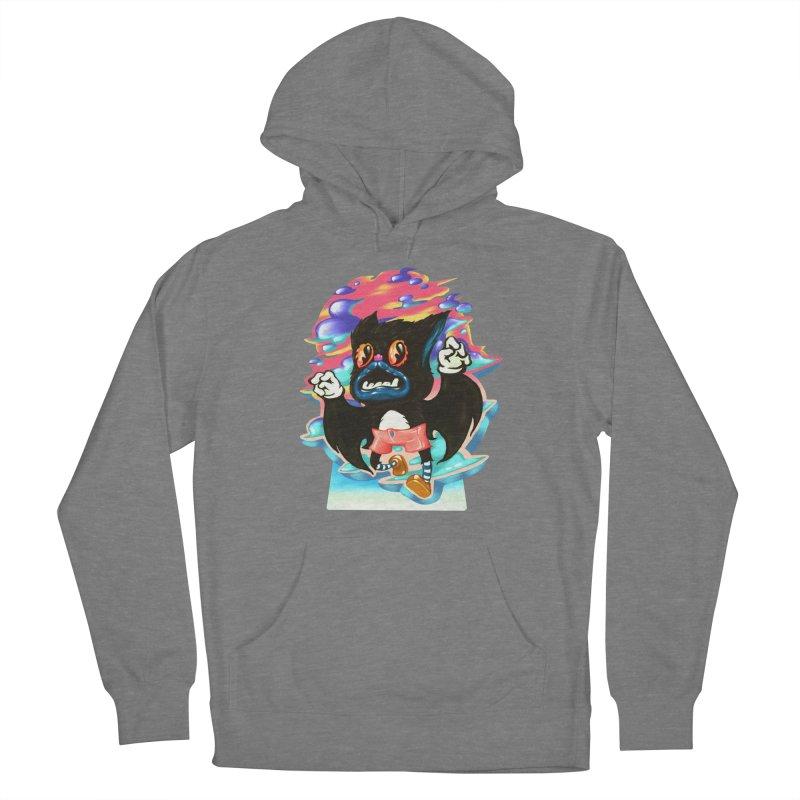 BatBoy sky Women's Pullover Hoody by villainmazk's Artist Shop