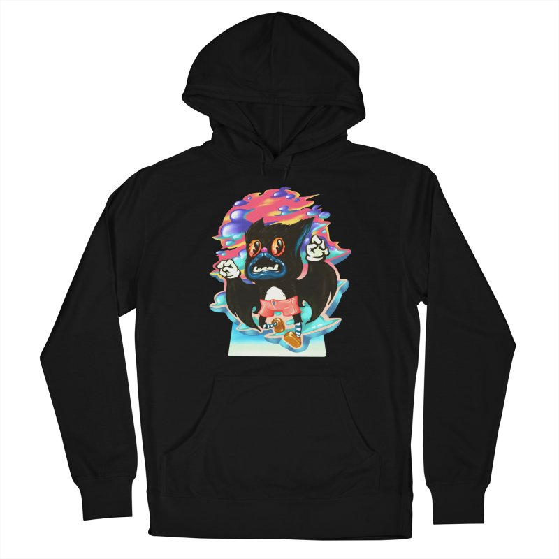 BatBoy sky Women's French Terry Pullover Hoody by villainmazk's Artist Shop