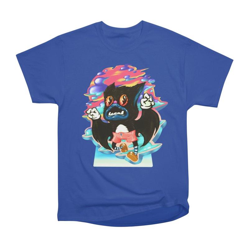 BatBoy sky Women's Heavyweight Unisex T-Shirt by villainmazk's Artist Shop