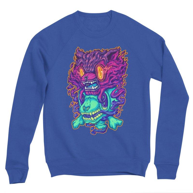 The Ghost cat Men's Sweatshirt by villainmazk's Artist Shop
