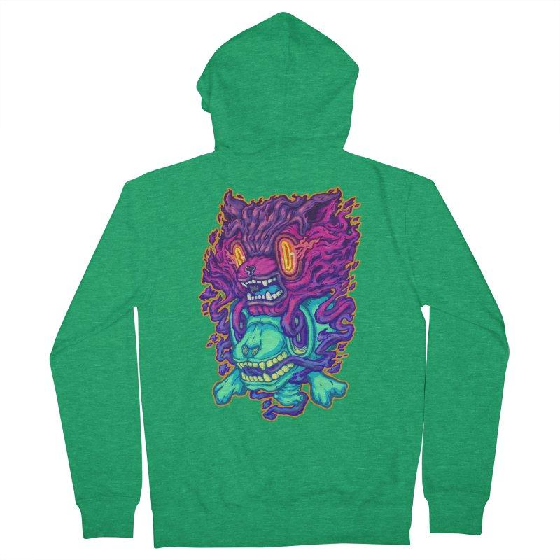 The Ghost cat Women's Zip-Up Hoody by villainmazk's Artist Shop