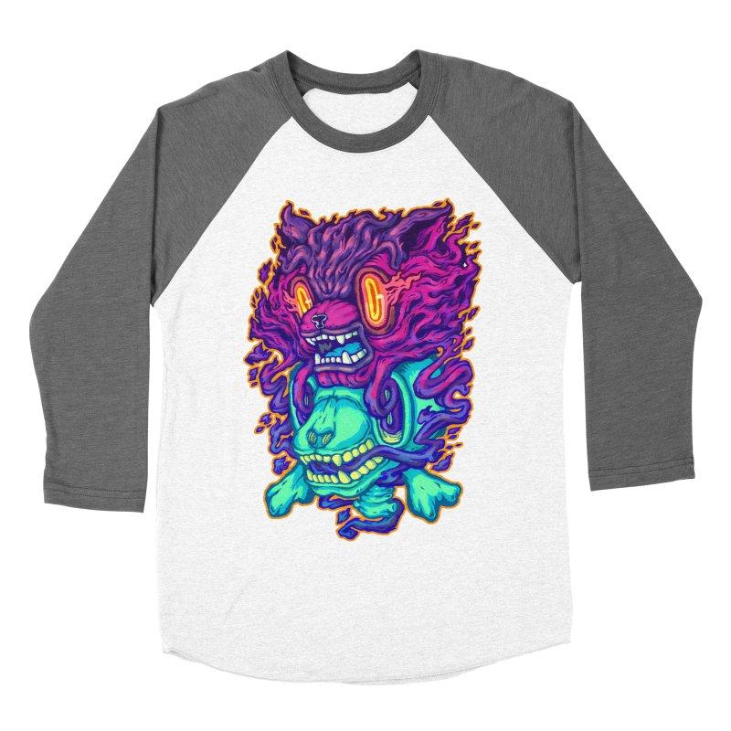 The Ghost cat Women's Longsleeve T-Shirt by villainmazk's Artist Shop