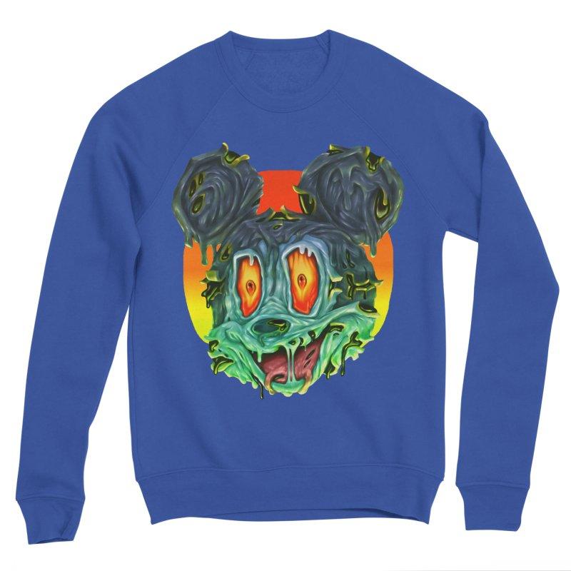 Horror Mouse Men's Sweatshirt by villainmazk's Artist Shop