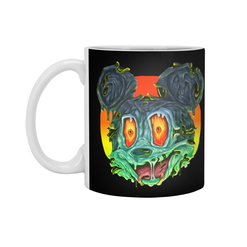 Horror Mouse Accessories Standard Mug by villainmazk's Artist Shop