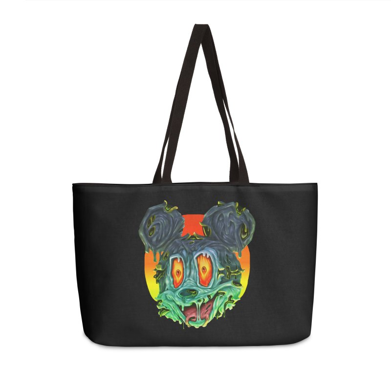 Horror Mouse Accessories Bag by villainmazk's Artist Shop