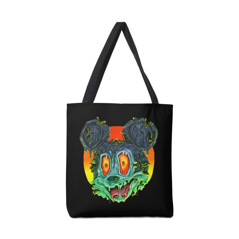 Horror Mouse Accessories Tote Bag Bag by villainmazk's Artist Shop