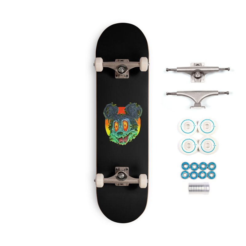 Horror Mouse Accessories Complete - Basic Skateboard by villainmazk's Artist Shop