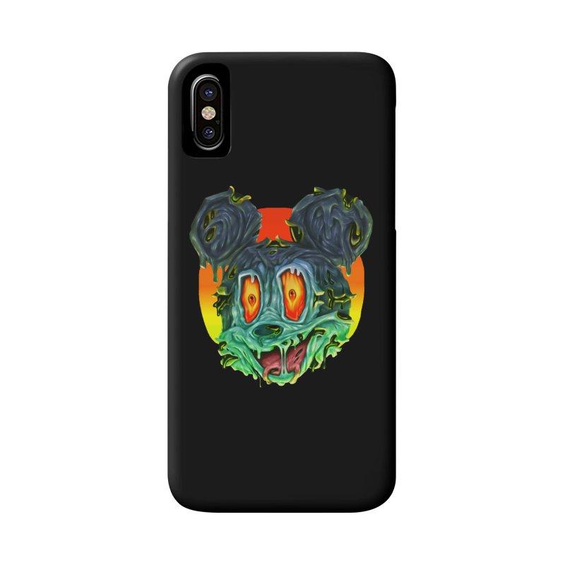 Horror Mouse Accessories Phone Case by villainmazk's Artist Shop