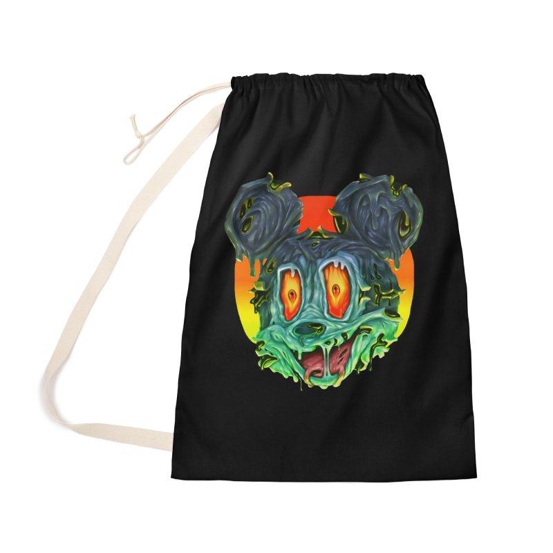 Horror Mouse Accessories Bag by villainmazk's Artist Shop