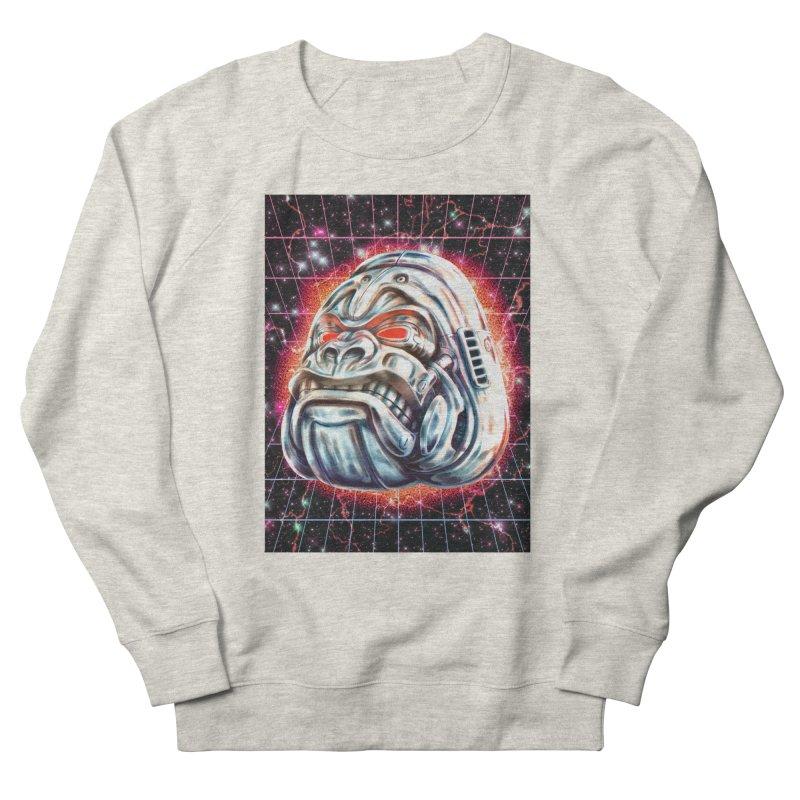 Electric Gorilla Women's Sweatshirt by villainmazk's Artist Shop