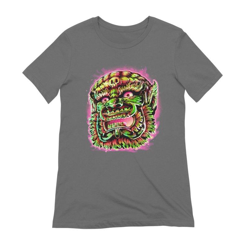 Yak Orc Women's T-Shirt by villainmazk's Artist Shop