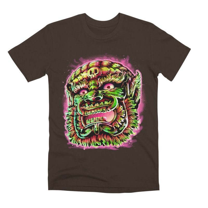 Yak Orc Men's T-Shirt by villainmazk's Artist Shop
