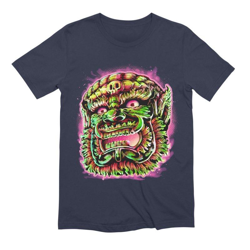 Yak Orc Men's Extra Soft T-Shirt by villainmazk's Artist Shop
