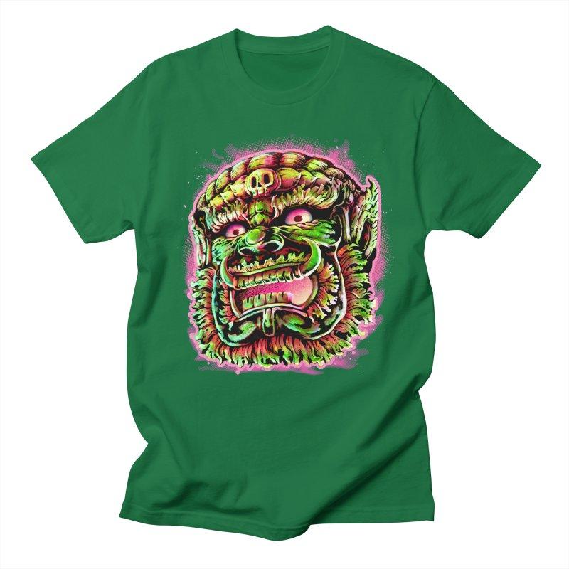 Yak Orc Men's T-Shirt by villainmazk's Artist Shop