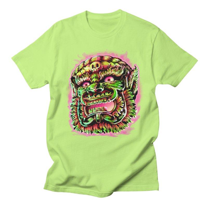 Yak Orc Women's Regular Unisex T-Shirt by villainmazk's Artist Shop