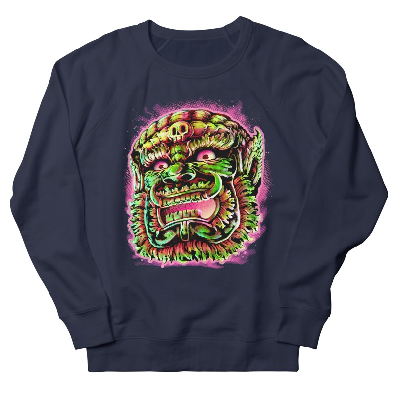Yak Orc Men's Sweatshirt by villainmazk's Artist Shop