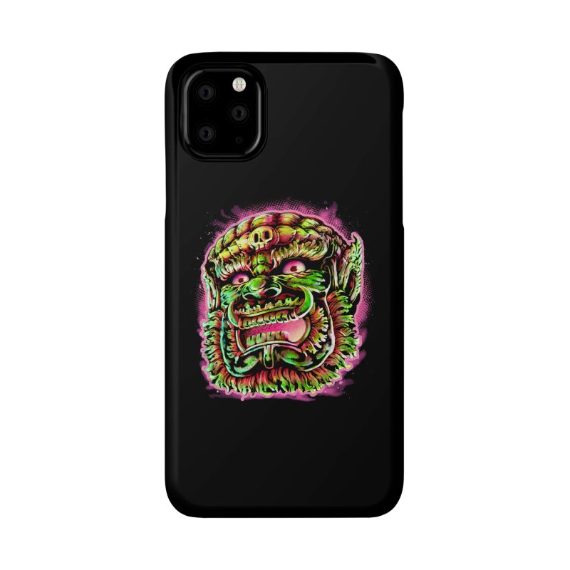 Yak Orc Accessories Phone Case by villainmazk's Artist Shop