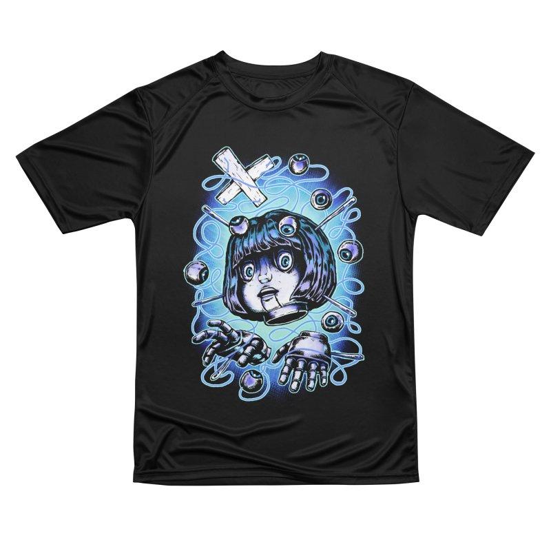 Shadow Puppet Men's Performance T-Shirt by villainmazk's Artist Shop