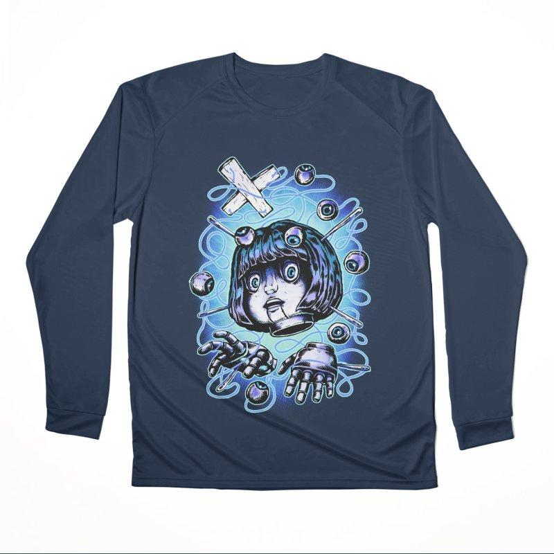 Shadow Puppet Women's Performance Unisex Longsleeve T-Shirt by villainmazk's Artist Shop