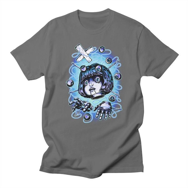 Shadow Puppet Men's T-Shirt by villainmazk's Artist Shop