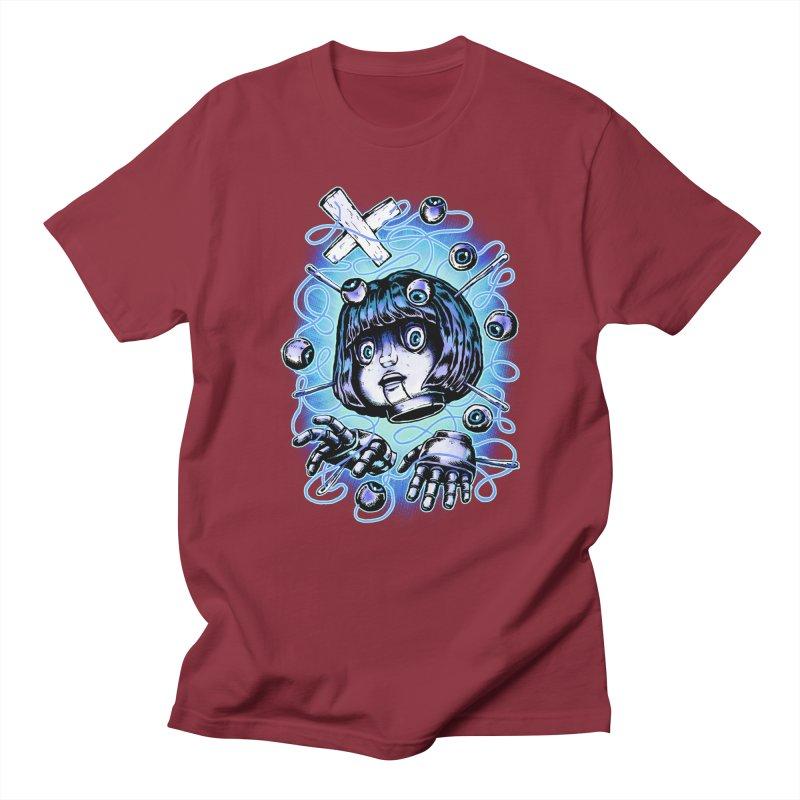 Shadow Puppet Men's Regular T-Shirt by villainmazk's Artist Shop