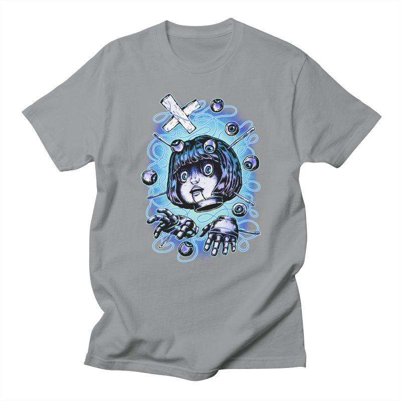 Shadow Puppet Women's Regular Unisex T-Shirt by villainmazk's Artist Shop