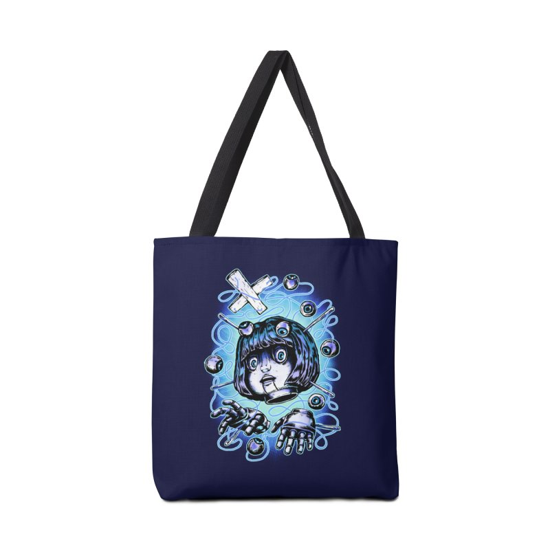 Shadow Puppet Accessories Tote Bag Bag by villainmazk's Artist Shop