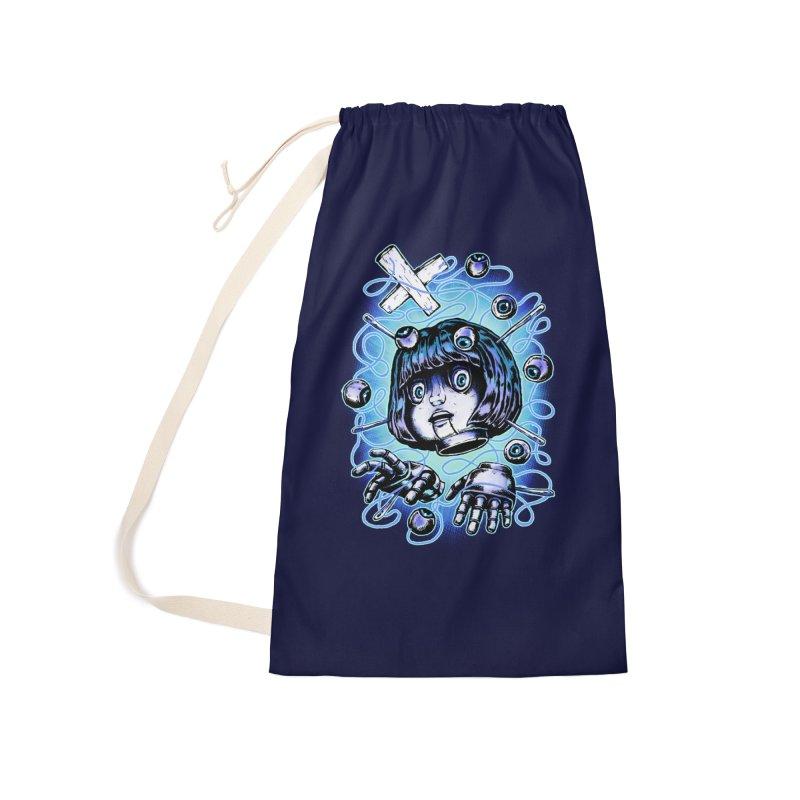 Shadow Puppet Accessories Bag by villainmazk's Artist Shop