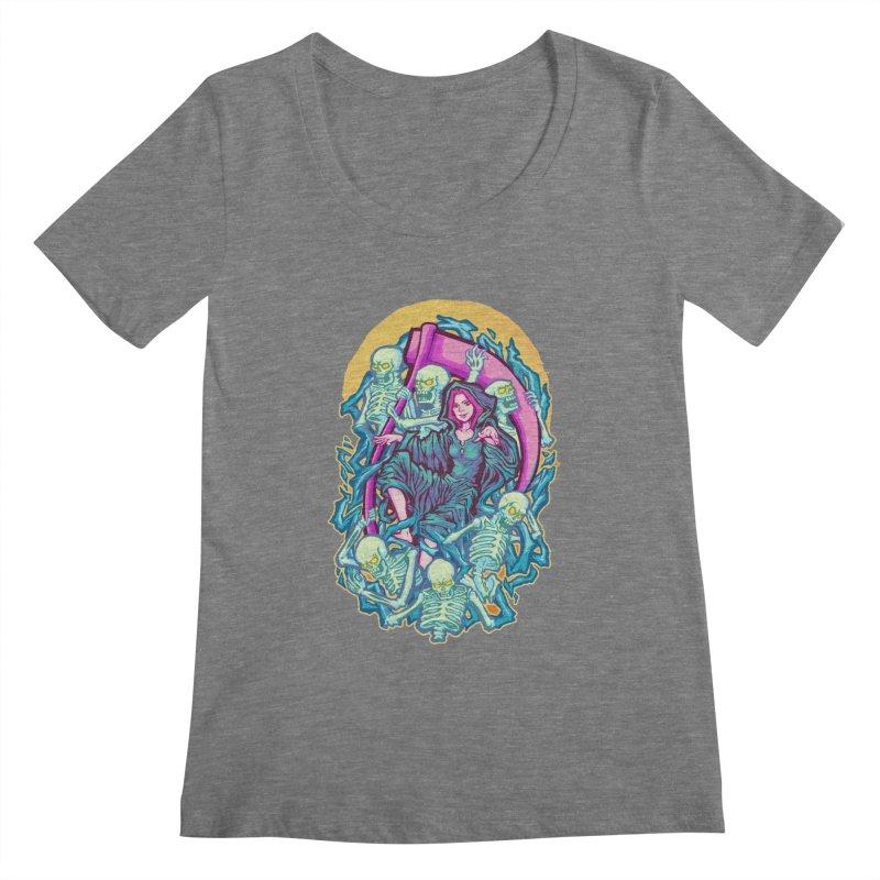 The Girl Reaper   by villainmazk's Artist Shop