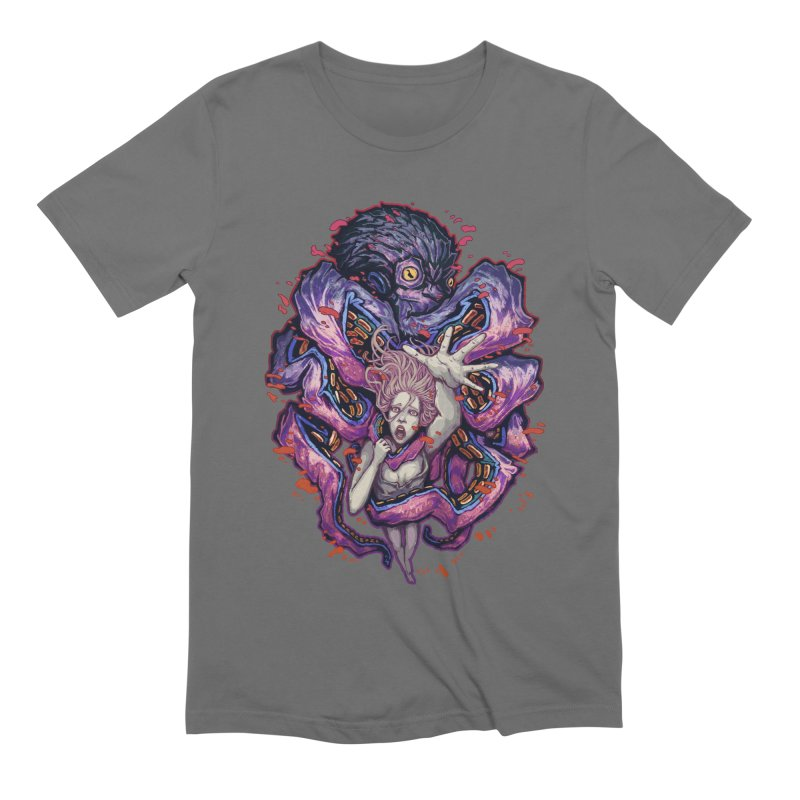 Octopus Monster Men's Extra Soft T-Shirt by villainmazk's Artist Shop