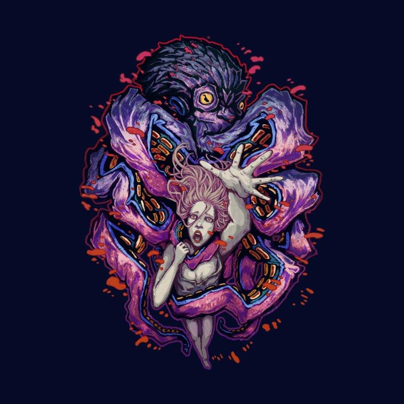 octopus monster Kids Toddler Pullover Hoody by villainmazk's Artist Shop
