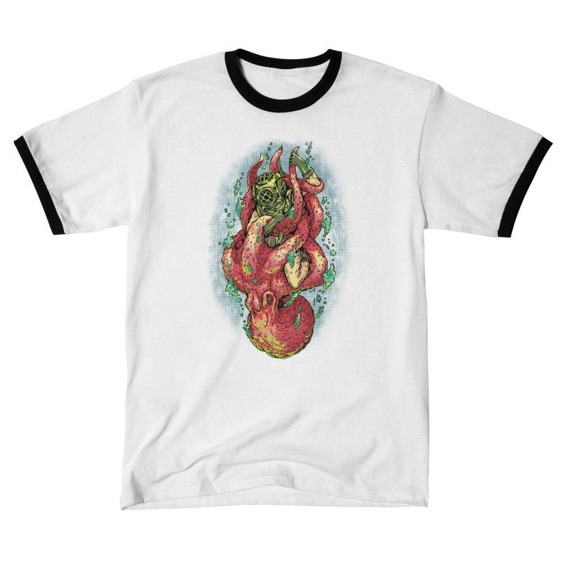 Deep Sea Survival Men's T-Shirt by villainmazk's Artist Shop