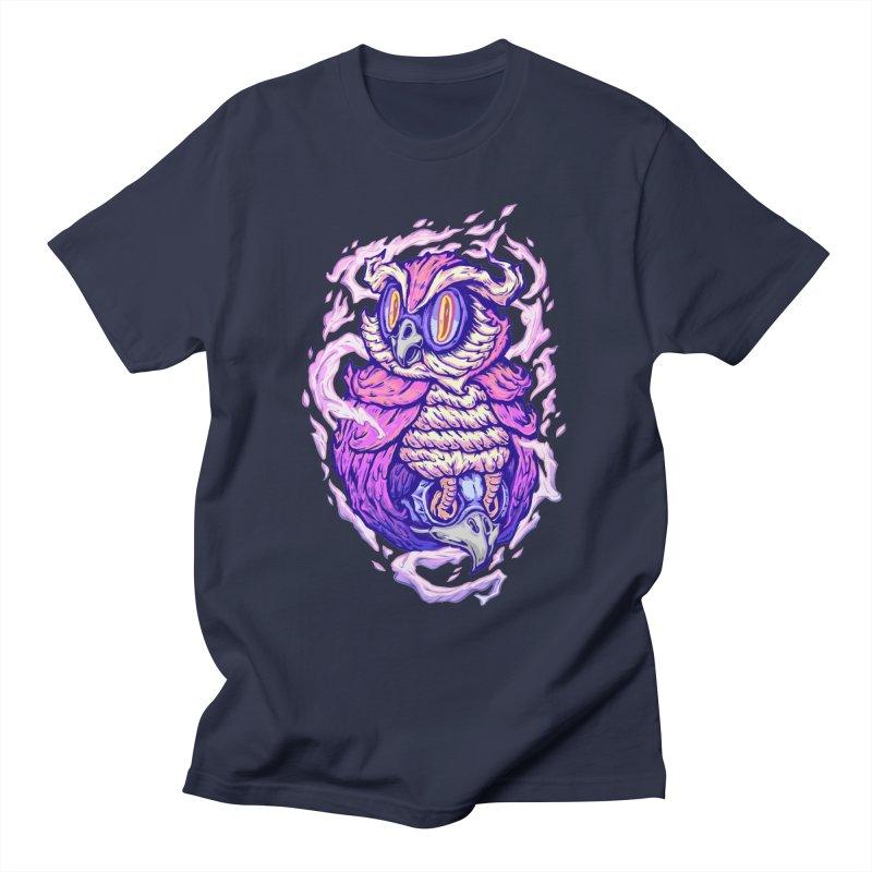 Owl Spirit Women's T-Shirt by villainmazk's Artist Shop