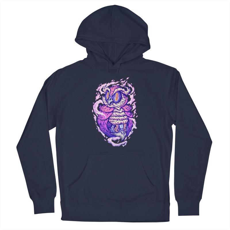 Owl Spirit Men's Pullover Hoody by villainmazk's Artist Shop