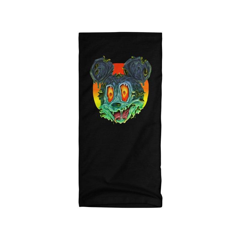 Horror Mouse Accessories Neck Gaiter by villainmazk's Artist Shop