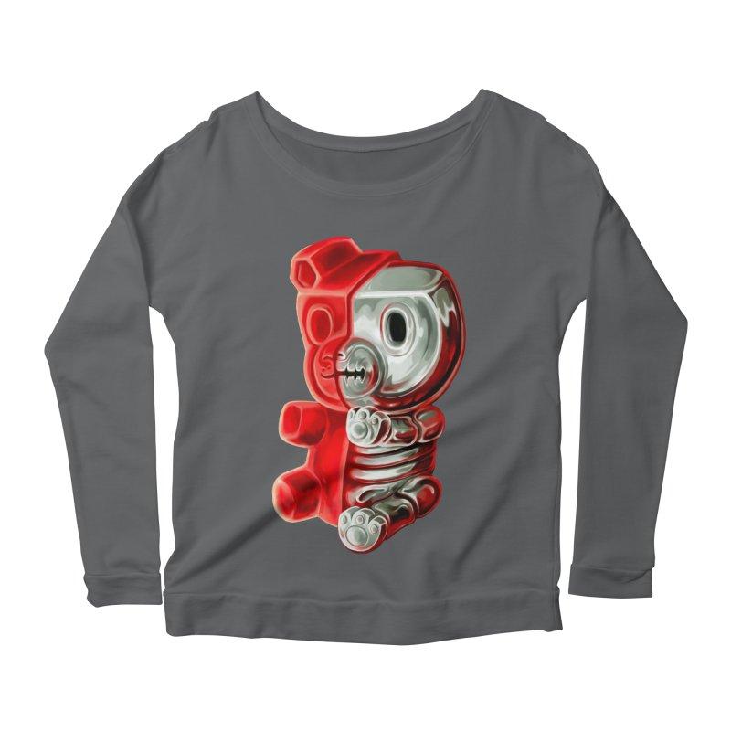 Inside Gummy Bear Women's Longsleeve T-Shirt by villainmazk's Artist Shop
