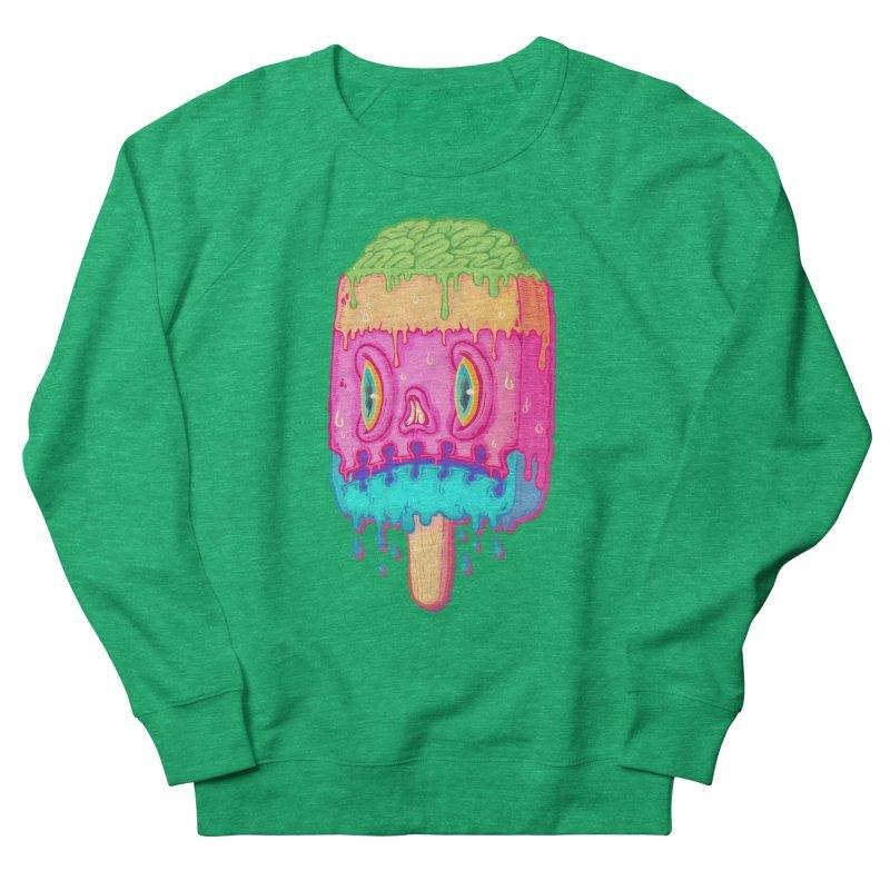 Zombie Icecream Men's Sweatshirt by villainmazk's Artist Shop