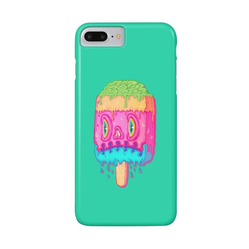 Zombie Icecream Accessories Phone Case by villainmazk's Artist Shop