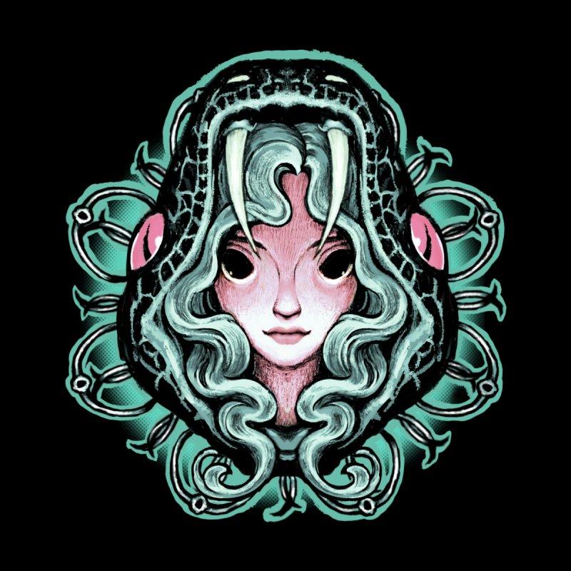 Serpent Girl Accessories Mug by villainmazk's Artist Shop