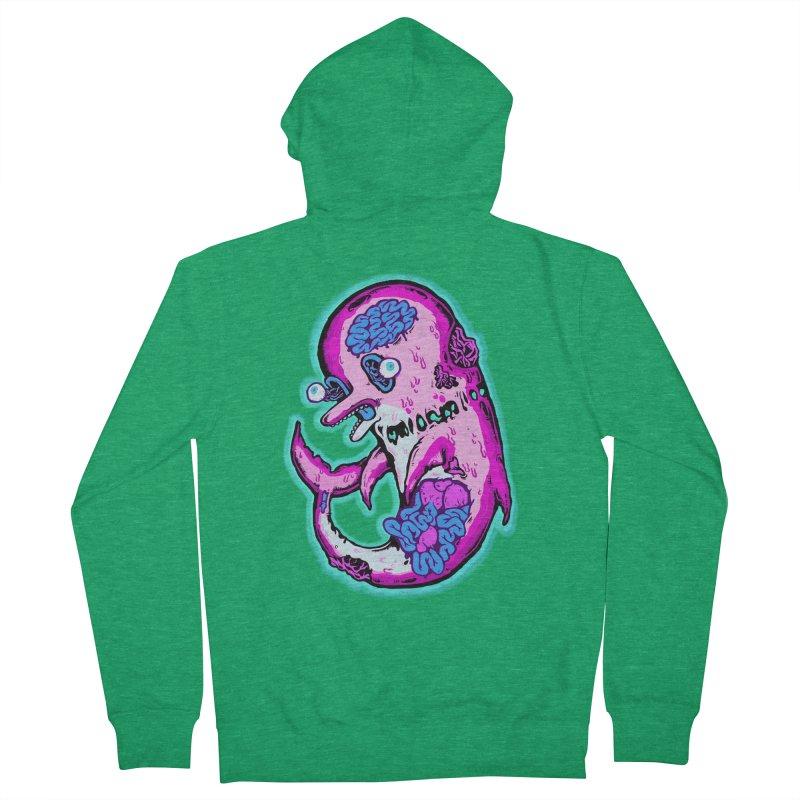 Dead Dolphin Men's Zip-Up Hoody by villainmazk's Artist Shop