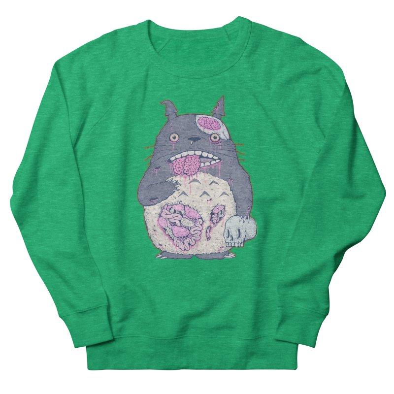 Totoro Undead Women's Sweatshirt by villainmazk's Artist Shop