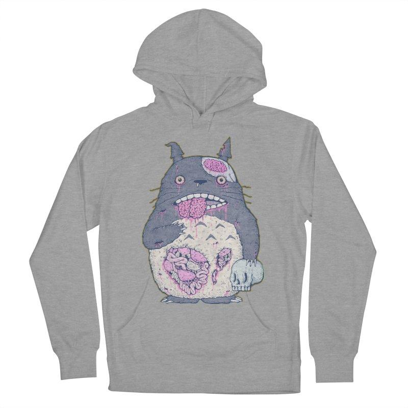 Totoro Undead Women's Pullover Hoody by villainmazk's Artist Shop