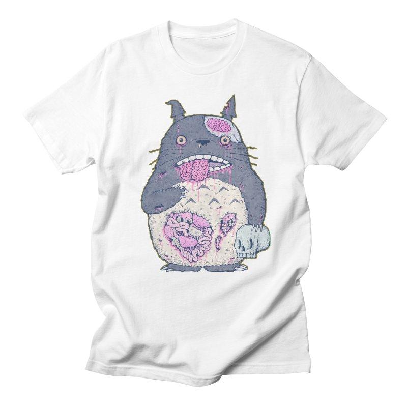 Totoro Undead Men's T-Shirt by villainmazk's Artist Shop