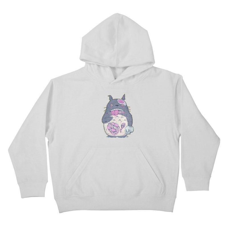 Totoro Undead Kids Pullover Hoody by villainmazk's Artist Shop