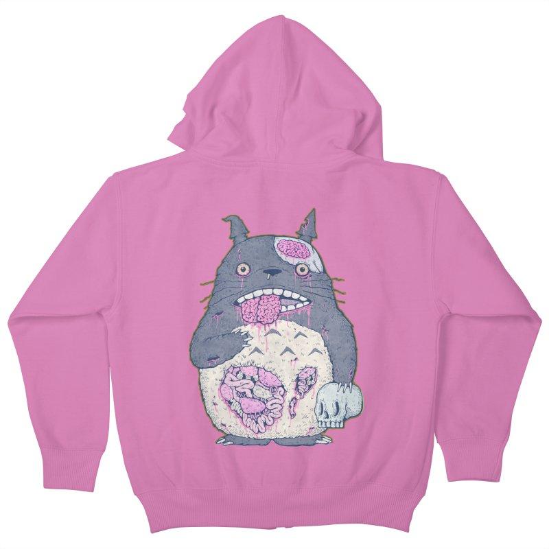 Totoro Undead   by villainmazk's Artist Shop