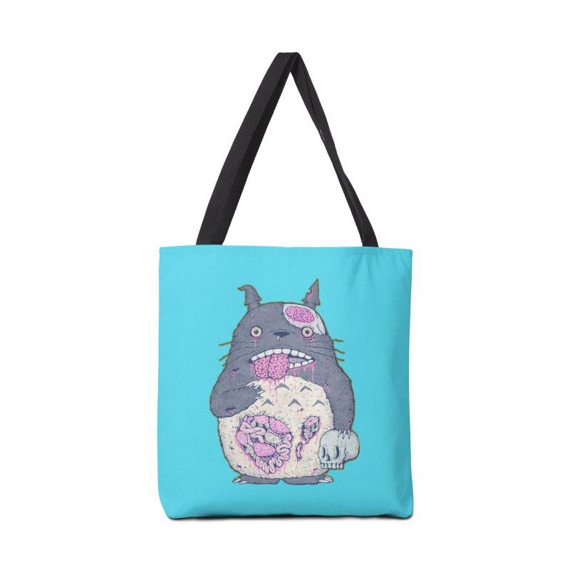 Totoro Undead Accessories Bag by villainmazk's Artist Shop