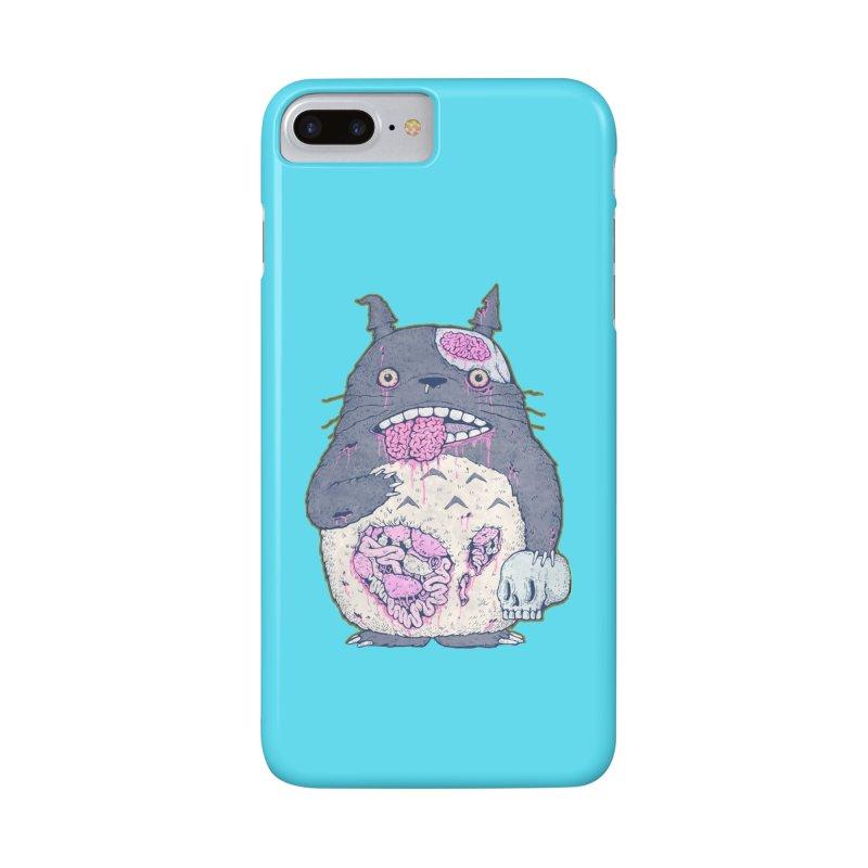 Totoro Undead Accessories Phone Case by villainmazk's Artist Shop