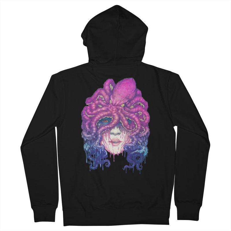 Dark Queen of The Deep Sea Women's Zip-Up Hoody by villainmazk's Artist Shop