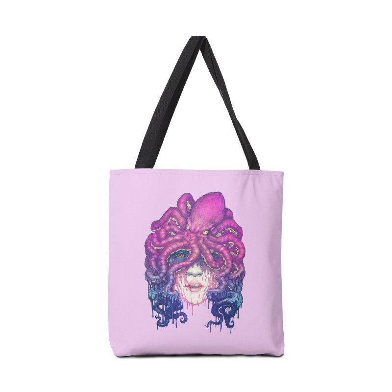 Dark Queen of The Deep Sea Accessories Bag by villainmazk's Artist Shop