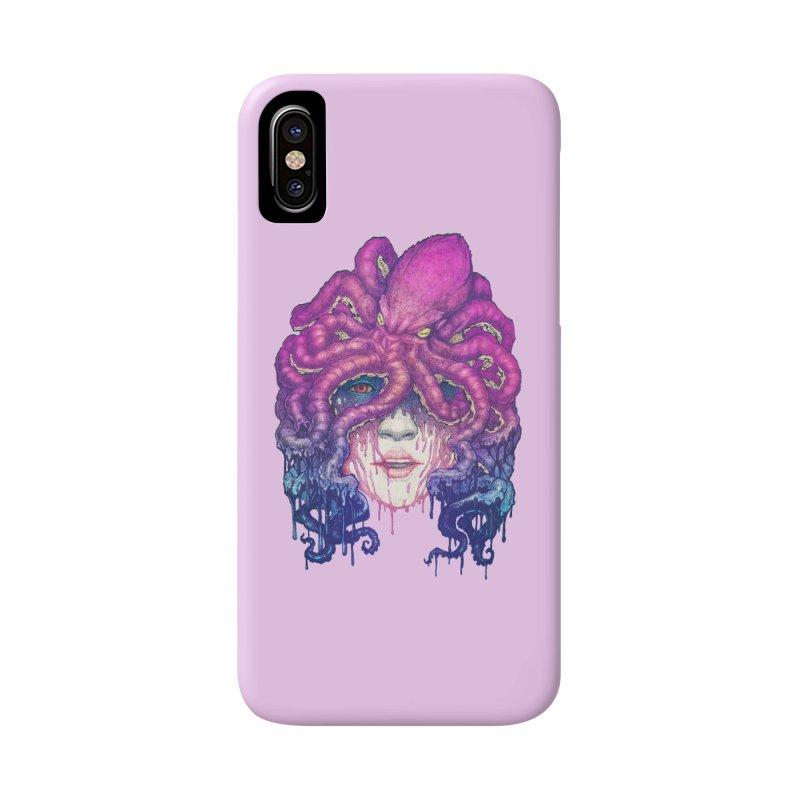 Dark Queen of The Deep Sea Accessories Phone Case by villainmazk's Artist Shop